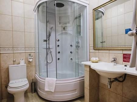 Отель Санта Мария Полулюкс Улучшенный (мансардный)