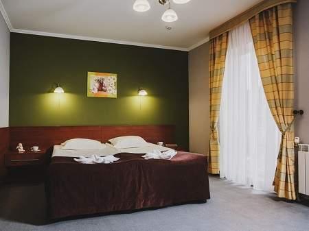 Отель Санта Мария Полулюкс