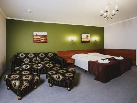 Отель Санта Мария Полулюкс Улучшенный