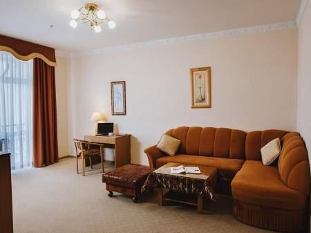 Отель Санта Мария Люкс
