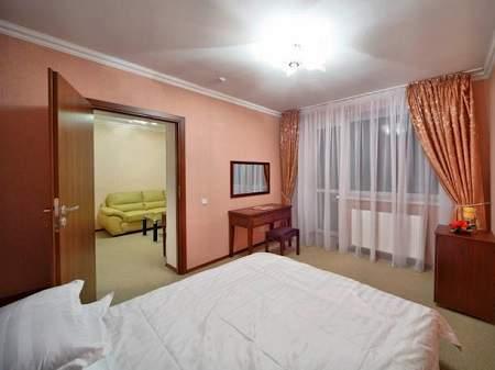 Санаторій Аркадія 2-кімнатний з балконом