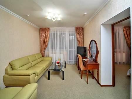 Санаторий Аркадия 2-комнатный с балконом