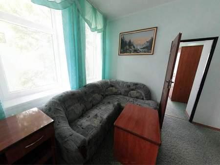 Санаторій Моршинський 3-кімнатний Півлюкс
