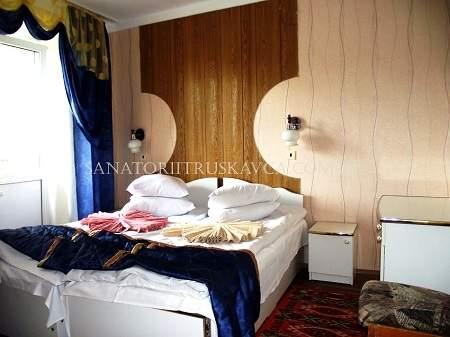 Санаторий Лаванда 2-комнатный Люкс Стандарт