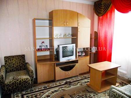 Санаторій Лаванда 2-кімнатний Люкс Стандарт