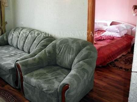 Санаторій Лаванда 2-кімнатний Люкс Покращений