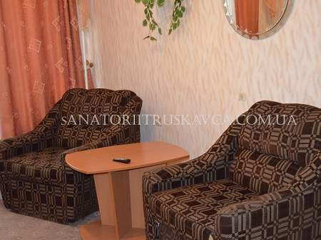 Санаторий Свитанок 2-комнатный Стандарт Плюс