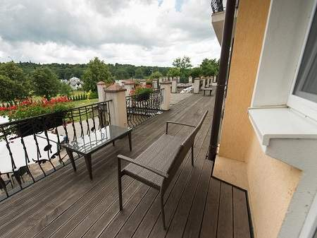 Готель Богдан Terrace suite