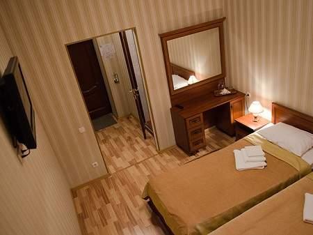 Отель Виват 2-местный Стандарт