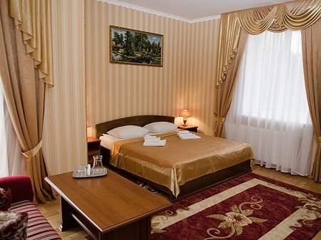 Отель Виват 1-комнатный Люкс