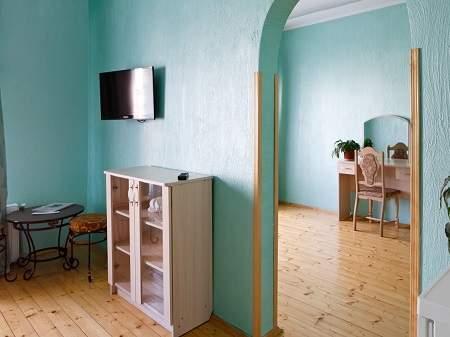 Пансіонат Одеса 2-кімнатний Люкс