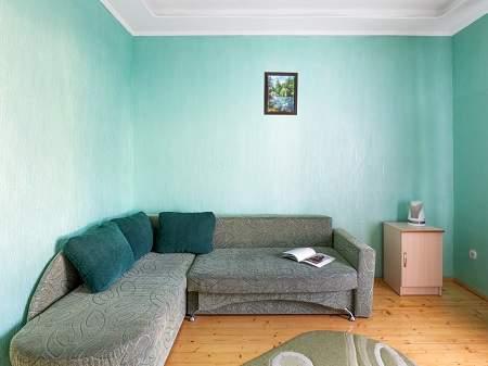 Пансионат Одесса 2-комнатный Люкс