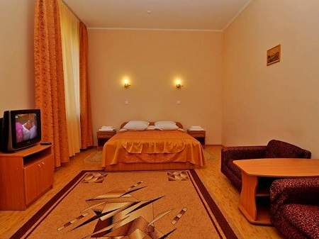 Отель Орион Полулюкс