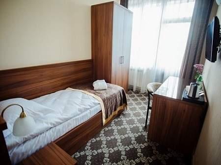 Санаторий Кришталеве Джерело 1-местный (12 кв.м)