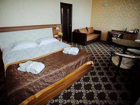 Санаторий Кришталеве Джерело 2-местный (30 кв.м)
