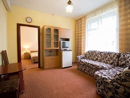 Санаторий Квитка Полонины 2-комнатный (2-3 этаж)
