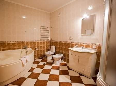 Санаторий Квитка Полонины 2-комнатный 5 этаж (Сузирье)