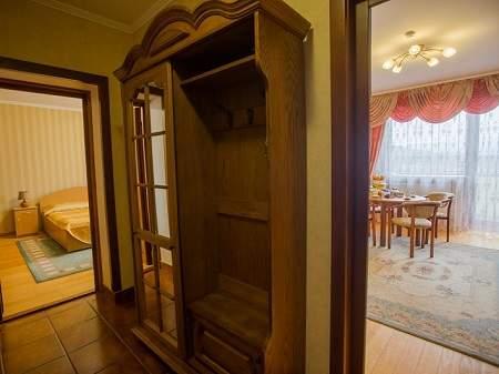 Санаторий Квитка Полонины Апартаменты (Сузирье)