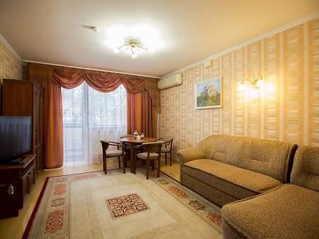 Санаторій Квітка Полонини (Сузір'я) Апартаменти (Сузір'я)