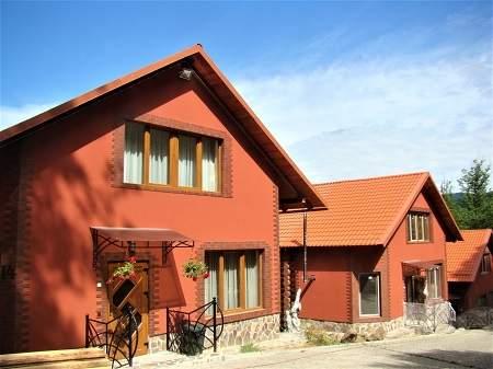 Санаторий Сольва (Solva) Деревянные домики