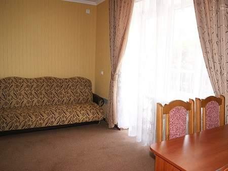 Санаторій Боржава 2-кімнатний Покращений