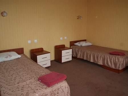 Санаторий Боржава 2-комнатный Улучшенный
