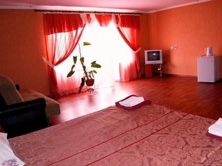 Санаторий Боржава 1-комнатный Полулюкс