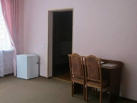 Санаторій Боржава 1-кімнатний Котедж