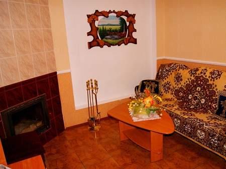Санаторій Боржава 2-кімнатний Котедж