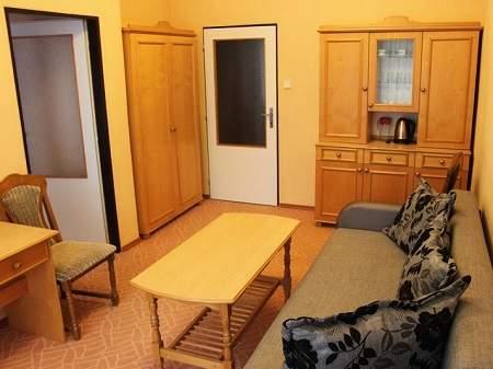 2-комнатный Люкс 1 категории (1 корпус)
