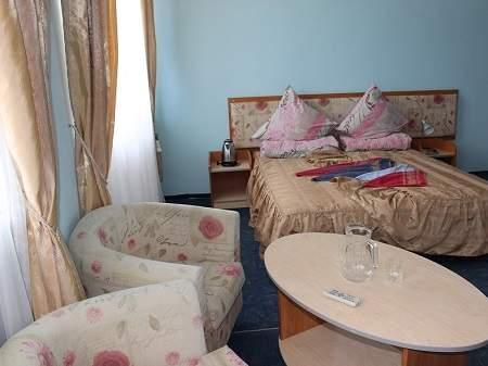 Санаторій Карпати Закарпаття 1-кімнатний Люкс (5 корпус)