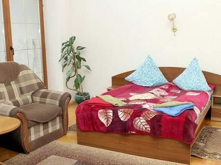 Санаторій Вісак 1-кімнатний Люкс