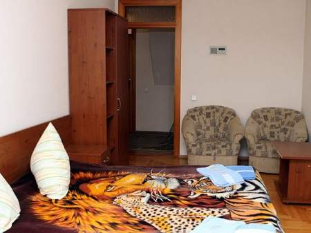 Санаторій Вісак 2-кімнатний Люкс