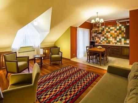 Санаторій Деренівська Купіль Comfort Apartament