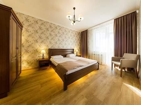 Санаторий Деренивская Купель Apartament Plus