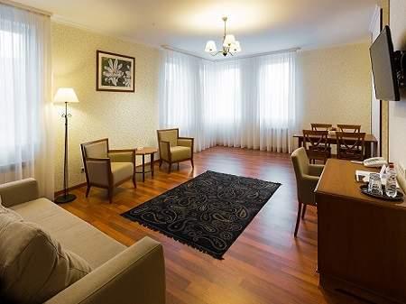 Санаторий Деренивская Купель Studio Plus Apartament