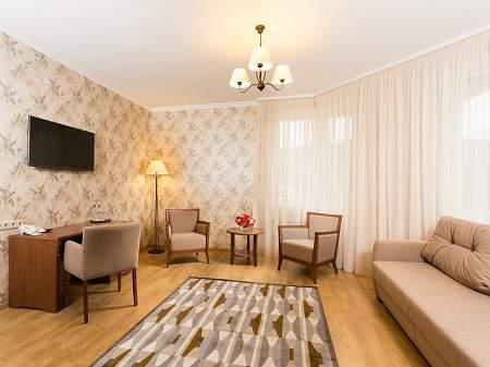 Санаторий Деренивская Купель Grand Apartament