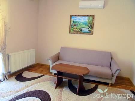 2-кімнатний Люкс (корпус)
