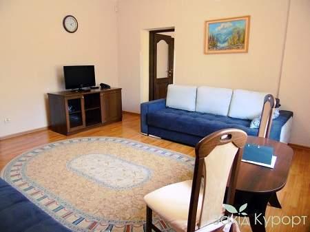 2-кімнатний Люкс (котедж)