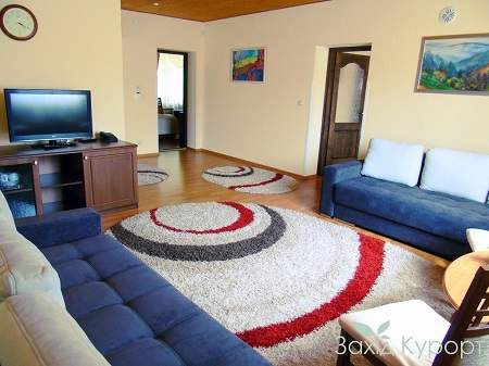 3-комнатный Гранд Люкс (Апартаменты)