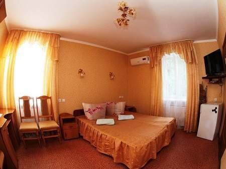 Санаторій Теплиця 1-кімнатний Напівлюкс