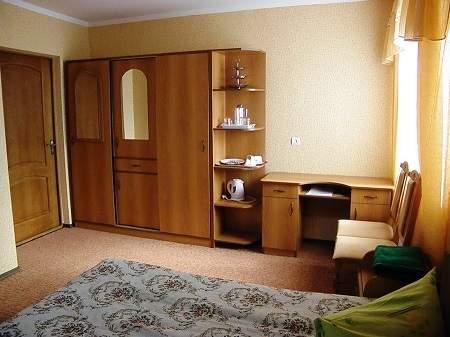 Санаторий Теплица 1-комнатный Полулюкс
