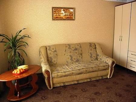Санаторій Теплиця 2-кімнатний Напівлюкс
