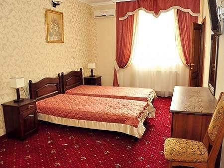 Отель Жайворонок Стандарт Twin (корпус А)
