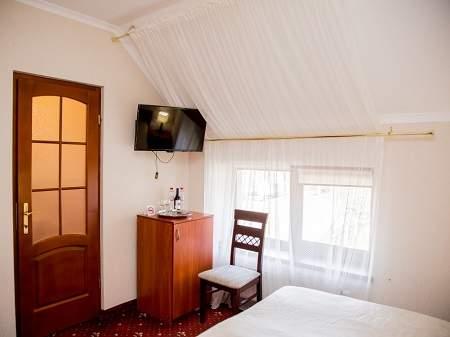 Отель Жайворонок Стандарт Double (корпус B)