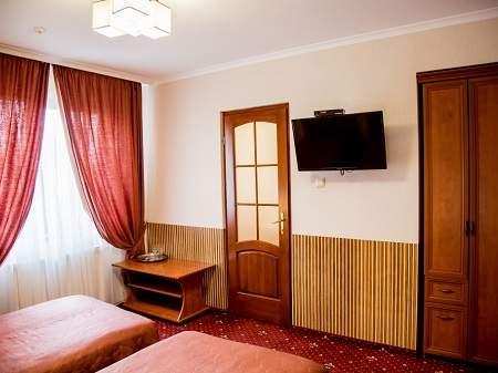 Отель Жайворонок Стандарт Twin (корпус B)