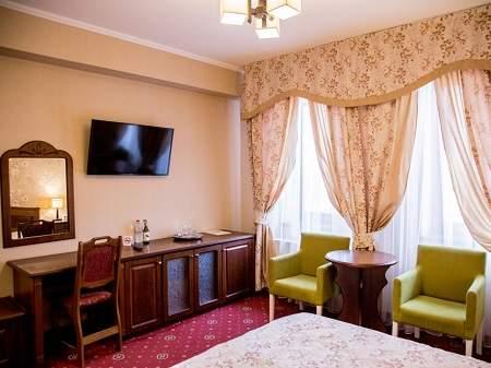 Отель Жайворонок Стандарт Double (корпус C)