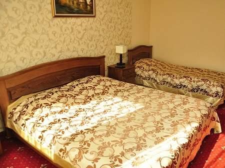 Отель Жайворонок Люкс (корпус C)