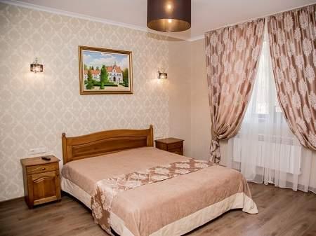 Отель Жайворонок Люкс (корпус D)