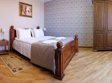 Отель Золотая Гора Апартаменты